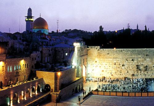 NCCI Chapel Hill - Western Wall Jerusalem holiest of Jewish sites